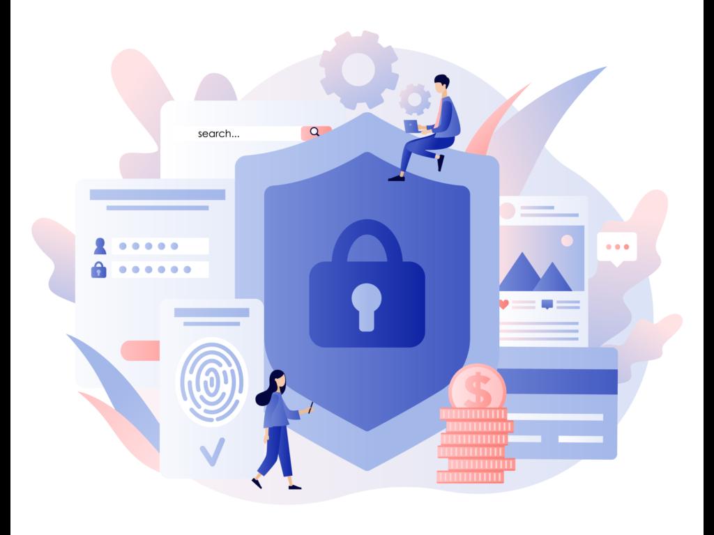 Company Data Security - MVP